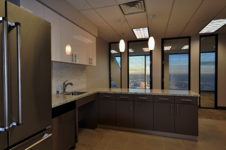Renaissance Tower - Spec Suite Kitchen Picture